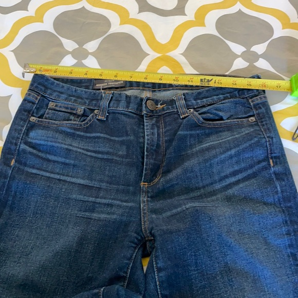 J crew midrise toothpick jeans